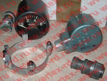 Индикатор давления ИД-1-6 кгс/см2 0-0,6МРА ИД1-0,6 МПА
