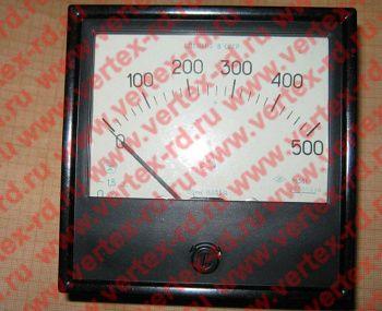 Амперметр М-381 0-500А КЛ.1,5