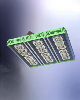 Светодиодный светильник для технического освещения Эколюмен Пром-150