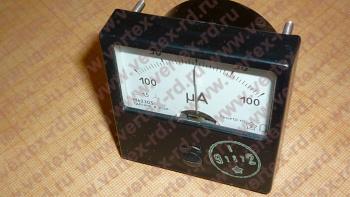 Амперметр М-42305 100-0-100мкА КЛ 1,5