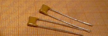Конденсатор К10-17Б-М1500-0,01МКФ