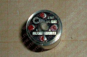 трансформатор 2,5ВТ ЛШ3.010.395 КЛ,0,1
