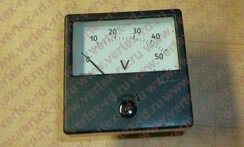 М-1001М 0-50В КЛ.1,5