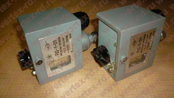 РД-1-01 0,3-4КГС/СМ2
