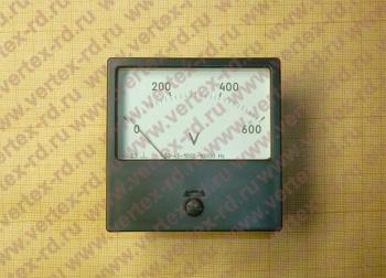 Вольтметр Ц-42300 0-600В КЛ.2,5