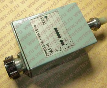 преобразователь избыточного давления ПДБ-М 0-25МПА 0-25МА 27В