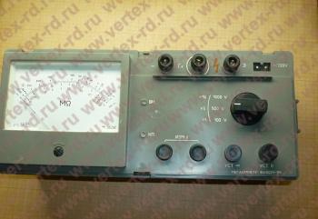 Мегометр Ф-4102/1-1М