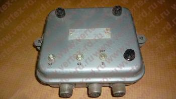 сигнальный блок СДВ-1МУ ~12В 50ГЦ IР54