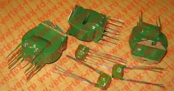 импульсный трансформатор ГХ4720034 ГХ4.720.034