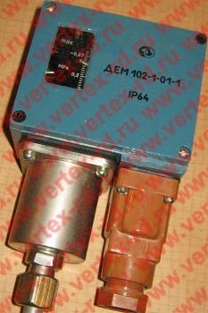 ДЕМ-102-1-01-1 0,07…0,4МРА