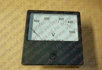 Ц-42300 0-500В КЛ.2,5