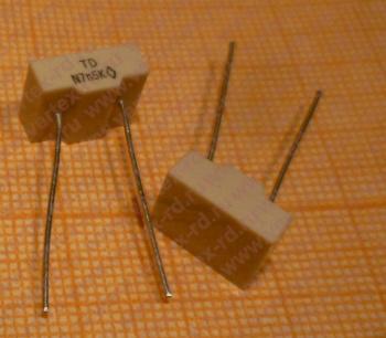 Конденсатор К10-17А-П33-7500ПФ
