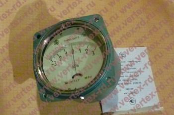 ТММП-100У3 ОТ -3…+3КПА КЛ.2,5